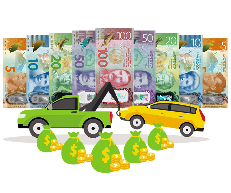 Instant cash quotes for car, Instant cash for cars and free same day removal service Chch